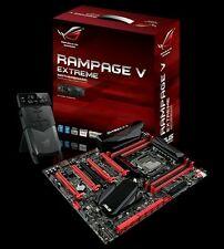 ASUS RAMPAGE V EXTREME LGA 2011-v3 Intel X99 SATA 6Gb/s USB 3.0 Extended ATX Int