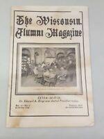 the Wisconsin alumni magazine January 1919