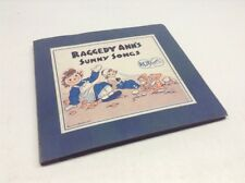 Vintage Raggedy Ann's Sunny Songs Frank Luther RCA Victor 3 Record Set