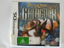 Puzzle Quest: Galactrix - Nintendo DS - fast free post