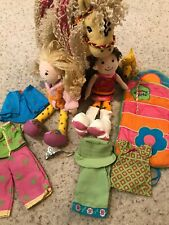 New Listinggroovy girls Dolls, Horse, Sleeping Bag & clothes