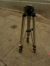 Bogen Manfrotto 3033 Professional Tripod Chrome with Geared Center Column