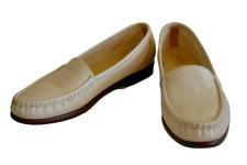 SAS Tripad Comfort Women's OFF White Simplify Shoes Moccasins Loafers 9