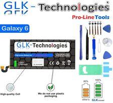 GLK-LEISTUNGSSTARKE Akku Samsung Galaxy S6 SM-G920F EB-BG920ABE Batterie 2021 Bj