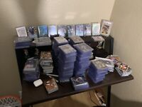 Baseball Card Auto Lot Read Description  Acuna Jr Rc Trout Yelich 1/1 roy mvp