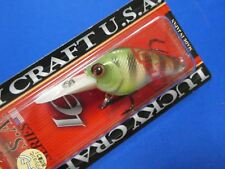 """LUCKY CRAFT LC MTS MINI DR """"Shokunin Rootbeer Gill""""  NEW (YC17"""