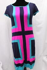 Lilly Pulitzer Isabella Sweater Dress Colorblock Small MSRP $168 NEW