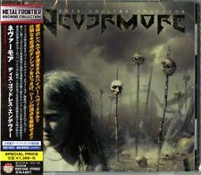 NEVERMORE-THIS GODLESS ENDEAVOR-JAPAN CD BONUS TRACK C41