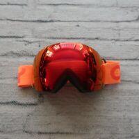 Oakley Flight Deck Snow Goggles Ski Snowboard Harmony Prizm Torch Iridium