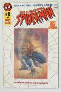 Sensational Spider-Man #0 (9.9MT/1st APP Scarlet Spider as Spider-Man-New Suit!)