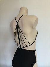 Passionata Stylisher Body 41E8 in Größe M. Serie Pop Black- Nude