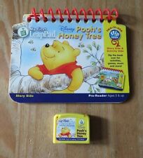 My First LeapPad Disney Pooh's Honey Tree Cartridge & Book
