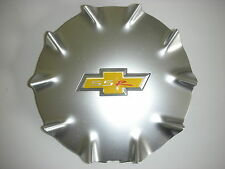 """"""" NEW STYLE """" CHEVROLET SSR DOMED WHEEL CAP BOWTIE OVERLAYS"""