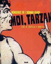 livre d'art : moi,tarzan mémoire de l'homme-singe