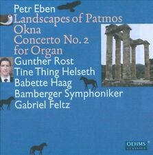 Okna: Landscapes of Patmos Concerto No. 2 for Orga, New Music