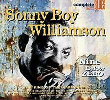 Sonny Boy Williamson - Nine Below Zero (NEW CD)
