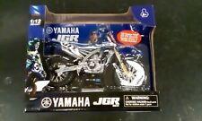 Justin Barcia No51 Yamaha Yzf450 Modello Moto da Cross Pressofuso Regalo Natale