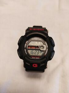 Casio G-Shock GULFMAN Mens Digital Black Illuminator Watch G9100-1 G-9100-1DR