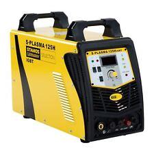 Stamos plasma Schneider cut inverter plasma 125 a hasta 35 mm cnc aire comprimido aire