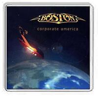 Boston Album Cover Drinks Coaster. 6 Album Options.