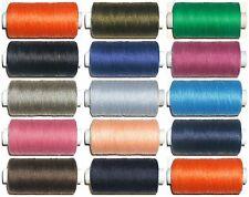 Top Qualità 50'S Jean Riparazione Filo, Poliestere / Cotone, 220MTR Vari Colori