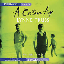 A Certain Age: Men's Monologues v. 2 (Radio Collection),Truss, Lynne,Very Good B