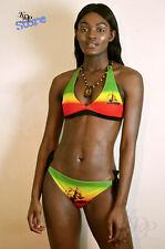 RASTA Flag Design Bathing Suits Swimsuits Swimwear