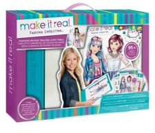 Make It Real: Fashion Collection Includes: Light Table, Sketch Book, + More! New