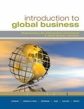 Introduction to Global Business: Understanding the International Environment & G