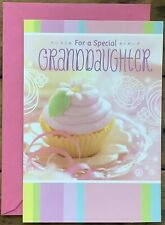 Happy Birthday Granddaughter Card Hallmark Greeting Card