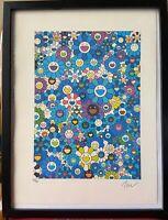 Murakami Takashi - Lithographie signée et numérotée