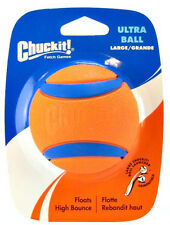 Chuckit Ultra Bola Grande 7.3cm, 1 por pack, Ultra Juguete Perro