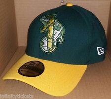 NWT NEW ERA Oakland Athletics A's 39THIRTY size Medium-Large baseball cap hat