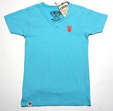 VINGINO Unterhemd / T-Shirt Modell: HIDDE Gr. XS ( 110 - 116 ) Sea Blue