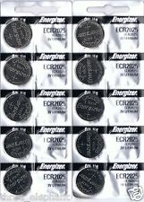 10 New ENERGIZER CR2025 CR 2025 Lithium 3v Coin Battery Aussie Stock Fast Post