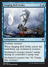 Singing Bell Strike    EX/NM  x4  Khans of Tarkir MTG Magic Blue Common