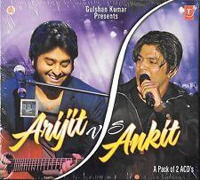 Arijit VS ankit Nuevo Bollywood Banda Sonora CD