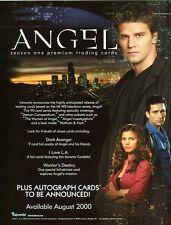 ANGEL Trading Cards Sale Sheet  SEASON 1 SELL SHEET
