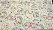 Richloom Cimmaron Linen Beige Fabric by the Yard
