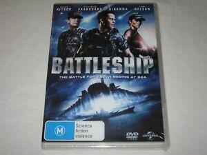 Battleship - Liam Neeson - Brand New & Sealed - Region 4 - DVD