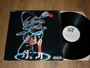 WHITE SISTER - White Sister - LP - FM REVOLVER / ENIGMA HM USA 7