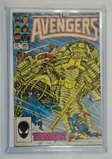 Avengers #257 Direct edition 8.0 VF (1985)