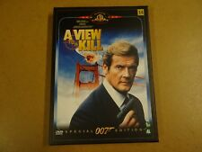 SPECIAL EDITION DVD BOX / JAMES BOND 007 - A VIEW TO A KILL