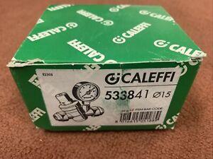 Caleffi 15mm Pressure Reducing Valve 533841