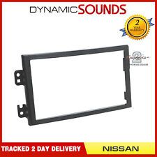 CT24NS19 Double Din Car Stereo Fascia Panel Adaptor For Nissan 350z (2003-2005)