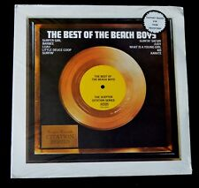 THE BEST OF THE BEACH BOYS-ROCK,POP,SURF-1972-CITATION SERIES-SEALED LP