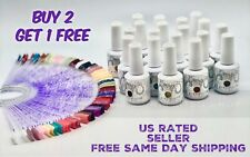 Gelish Polish Colors UV Light 15ml / 0.5 oz - Choose From 100+ Colors!