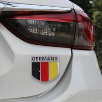 3D Kfz Aufkleber Sticker Autoaufkleber für Germany Deutschland Flagge Fahne AUTO