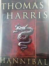 HANNIBAL BY THOMAS HARRIS *SIGNED*FIRST ED*