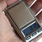 200g - 0.1g LCD Digital Jewelry Mini Pocket Scale Weighing Electronic scales